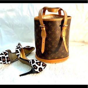 Louis Vuitton petit bucket (small)
